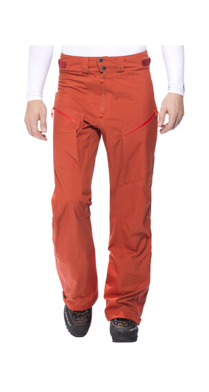 Dynafit The Beast - Pantalon Homme - GTX rouge